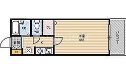 セレーノ井田[4階]の間取り