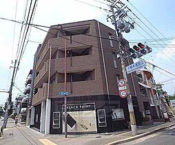 京都府京都市左京区下鴨南芝町の賃貸マンションの外観