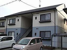 山口県下関市豊浦町大字川棚の賃貸アパートの外観