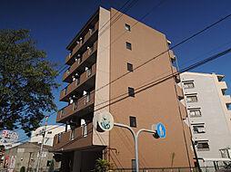 大阪府八尾市美園町3丁目の賃貸マンションの外観