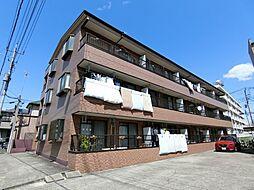 埼玉県草加市旭町6丁目の賃貸マンションの外観