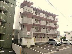 鶴島コーポ[102号室]の外観