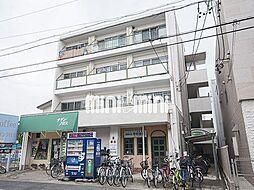 高道マンション[3階]の外観
