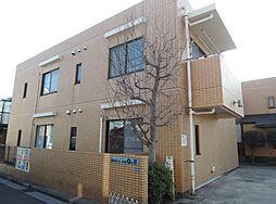 神奈川県横浜市鶴見区馬場2丁目の賃貸マンションの外観