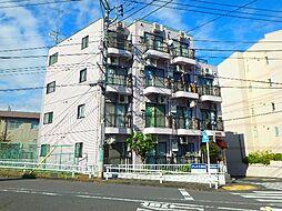 ジュネス永山[1階]の外観