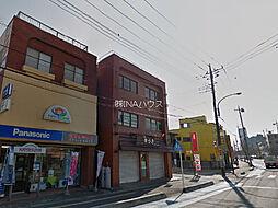 埼玉県上尾市本町2丁目の賃貸マンションの外観