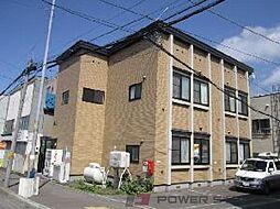 コンパートメント南小樽[2階]の外観