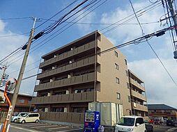 三重県四日市市楠町南五味塚の賃貸マンションの外観