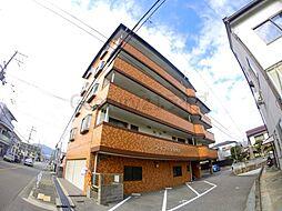 兵庫県宝塚市星の荘の賃貸マンションの外観