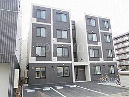 北海道札幌市南区澄川三条2丁目の賃貸マンションの外観