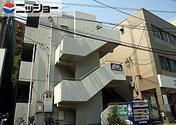 大仁マンション[1階]の外観
