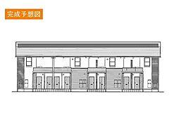 スモールウッズタウン若松[1階]の外観