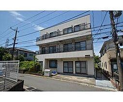 神奈川県川崎市高津区向ケ丘の賃貸マンションの外観