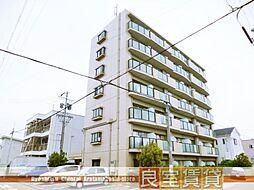 愛知県名古屋市南区本城町2丁目の賃貸マンションの外観