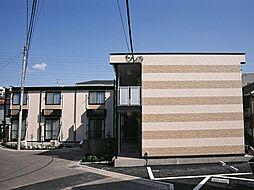 レオパレスリルト和田町[201号室]の外観