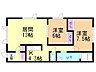 間取り,2LDK,面積69.83m2,賃料5.5万円,バス 函館バス久根別下車 徒歩1分,,北海道北斗市東浜2丁目