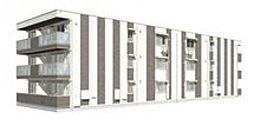 ディールーム大領[2階]の外観
