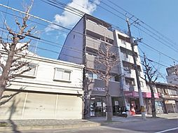 京福電気鉄道北野線 北野白梅町駅 徒歩20分の賃貸マンション