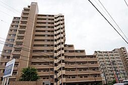 ライオンズマンション倉敷幸町[8階]の外観
