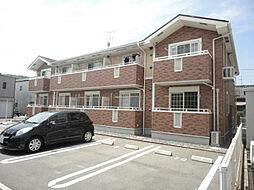 福岡県北九州市若松区老松1丁目の賃貸アパートの外観