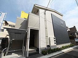 愛知県名古屋市中村区黄金通3丁目の賃貸アパートの外観