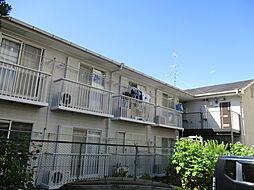 大阪府寝屋川市中木田町の賃貸アパートの外観