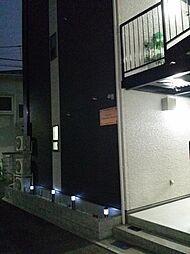 クオリア横浜大口[302号室]の外観