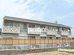 ツインズ新川B[2階]の外観