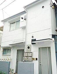 東京都豊島区目白2丁目の賃貸アパートの外観