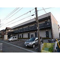 神奈川県藤沢市遠藤の賃貸アパートの外観