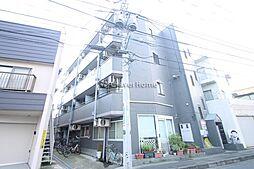 神奈川県座間市相模が丘3の賃貸マンションの外観