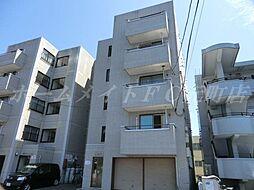 北海道札幌市東区北二十四条東18の賃貸マンションの外観
