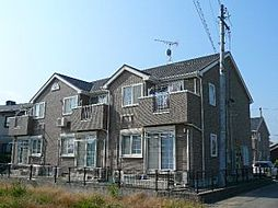 レジデンスブロッコリーB棟[1階]の外観