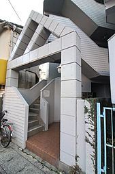 鹿児島県鹿児島市真砂町の賃貸マンションの外観