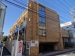 千葉県千葉市稲毛区黒砂2丁目の賃貸マンションの外観