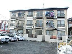 埼玉県さいたま市南区松本2丁目の賃貸マンションの外観
