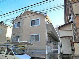 千葉県市川市塩焼3丁目の賃貸アパートの外観