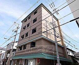 京都府京都市東山区松原町の賃貸マンションの外観