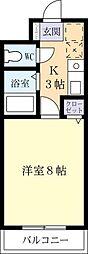 サンプレイス(生田町)[0303号室]の間取り