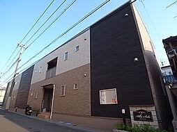 アルバ ソーレ[1階]の外観