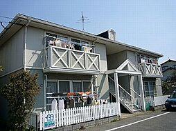 ルーラルコンフォート箱田[1階]の外観