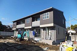 島根県松江市奥谷町の賃貸アパートの外観