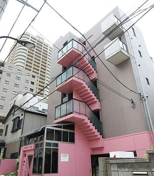 ル・クレソン・ヴェール 4階の賃貸【東京都 / 新宿区】