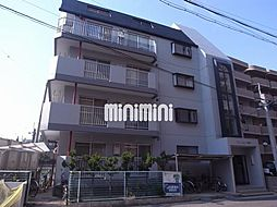 マンション横井[3階]の外観