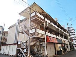 大阪府堺市堺区向陵中町4丁の賃貸マンションの外観