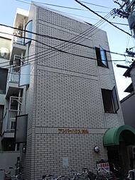 アンバーハウス四条[1階]の外観