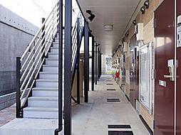 兵庫県姫路市京口町の賃貸アパートの外観