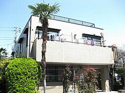 ウェルネスコート新宿[203号室]の外観