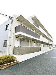 神奈川県藤沢市羽鳥5丁目の賃貸マンションの外観