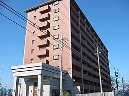 大阪府四條畷市大字中野1丁目の賃貸マンションの外観